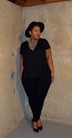 Ante Up Or D.I.Y. | The Curvy Perfectionist #psblogger #diy #statementnecklace