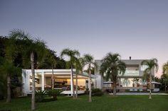 Quiosque Ilha dos Marinheiros : Casas modernas por Kali Arquitetura