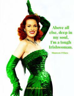 Maureen o hara 1920 amp john wayne 1907 1979 coffee celebrities