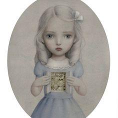 Nicoletta Ceccoli: Play with Me – AFA Gallery