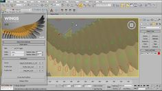 Wing designer is a set of Maxscript modules for creating and rigging feathered wings. This is a quick overview of how it works.  The first public release will be available by end of June.  Feel free to leave your suggestions below on any additional features that may help TDs and animators alike in creating and using wings created with these tools.