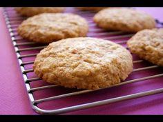 Receita de Cookies de coco (veganos) | Vida & Saúde