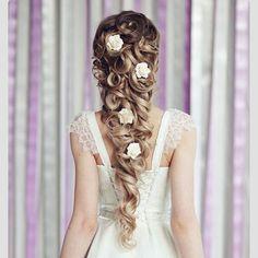 Rapunzel Style. Adorable!