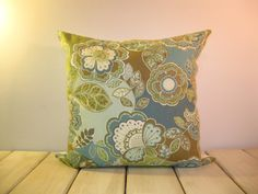 Richloom 20x20 pillow cover by dewhickey on Etsy, $45.00