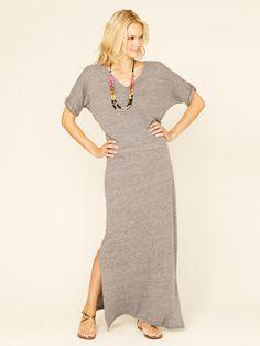 C c california dolman maxi dress