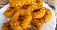 Κουλουράκια καρότου Συνταγή για αλμυρά κουλουράκια καρότου, νηστίσιμα, που φτιάχνονται εύκολα σε ελάχιστο χρόνο. Ένα πολύ υγιεινό κ...