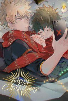 Katsuki & Izuku