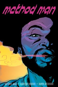 Method Man - Sanford Greene
