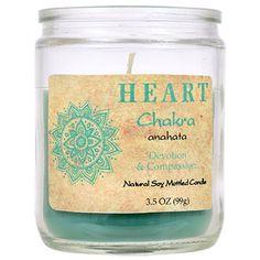 Star Candle Company Chakra Heart Soy Blend Candles, 3.5 oz. Tin Candles, Candle Jars, Star Candle, Candle Companies, Dollar Tree Crafts, Heart Chakra, Glass Jars, Stars, Gifts