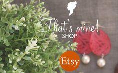 That's mine! Etsy shop