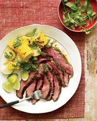 Spicy Thai Steak Recipe on Food & Wine