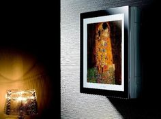 If It's Hip, It's Here: Air Conditioning Worth Framing: Art Cool by LG