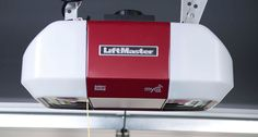 LiftMaster Belt Drive Garage Door Opener – Features and Review