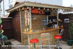 Tiki Shack is an entrant for Shed of the year 2014 via @readersheds  #shedoftheyearhttp://www.readersheds.co.uk/share.cfm?SHARESHED=3473