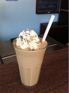 Double Espresso Shake--The 13 Hottest Iced Coffee Recipes for Summer  Redbook