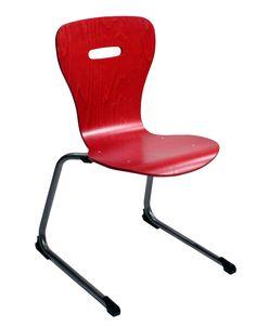 CHAISE FERIA LUGE APPUI SUR TABLE ET EMPILABLE #chaise #chair #fauteuil #siegerestauration #equipementrestaurant #empilable #appuisurtable