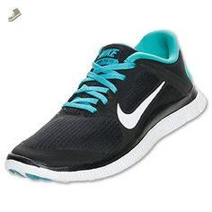 best authentic 3277b 25e0a com for Half off Nike Frees,Nike Free Mens SMU Black Anthracite Turquoise  579958 041