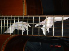 amazing guitar inlay - The Acoustic Guitar Forum