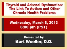 1000+ images about Our Webinars on Pinterest  Autism, Chronic stress