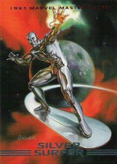 Silver Surfer 1993 Marvel Masterpieces