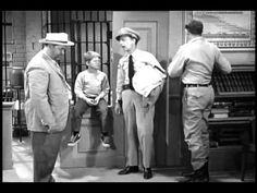 Andy Griffith S03E30 Dogs Dogs Dogs - YouTube