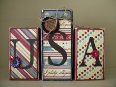 FlipChick Designs: 4th of July Crafts and Printables