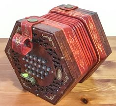 Now available on our website: Lachenal Non Pare... Have a look here http://thereedlounge.com/products/lachenal-non-pareil-english-48-key-concertina?utm_campaign=social_autopilot&utm_source=pin&utm_medium=pin