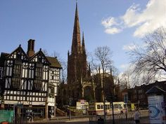 Coventry, West Midlands, England.