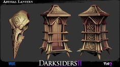 Darksiders 2 Environment Art