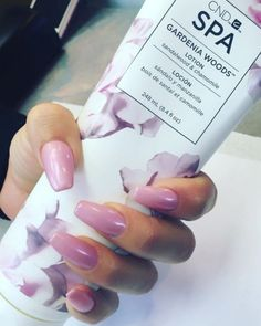 The Couture Nail Studio in New York adds a hydrating massage to their clients' manicures using the new CND™ Spa products!