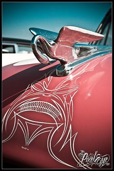 I am in love with hood ornaments!