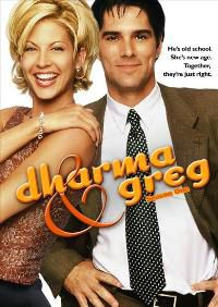 Dharma & Greg is an American television sitcom that aired from September to April It stars Jenna Elfman and Thomas Gibson as. 90s Tv Shows, Great Tv Shows, Movies And Tv Shows, Natasha Leggero, Jenna Elfman, Liam Cunningham, Mark Sloan, Thomas Gibson, Michael Sheen