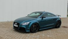 """Thread: TT RS """"Turquoise mica"""" (winter set-up)"""