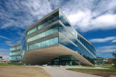 Gallery - Administrative Headquarters From Groupe E / Ipas Architectes - 1