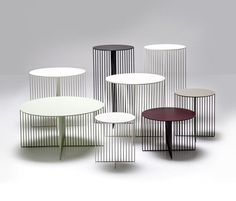 Coffee tables | Tables | Accursio | La Cividina | Antonino. Check it out on Architonic