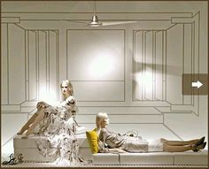 """ZARA, """"We are on a very tight schedule of not getting anything done"""", pinned by Ton van der Veer"""