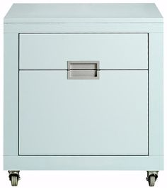 Parsons II File Cabinet - File Cabinet.