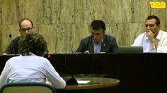 Ple Municipal del Ajuntament de Salt de 21 de setembre de 2015