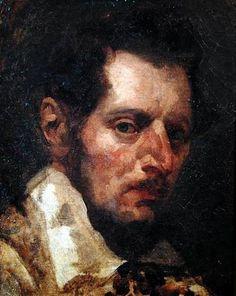 PORTRAITS OF PAINTERS: Théodore Géricault