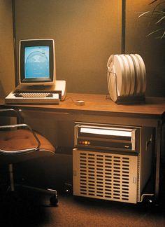 Xerox Alto Computer.