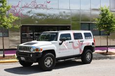 Have you spotted the Flirty Hummer around Chicago?