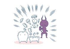ゆっくりと砕かれるとき、近づく恐怖 Dentistry, Sanrio, Character Design, Snoopy, Kawaii, Icons, Draw, Wallpaper, Illustration