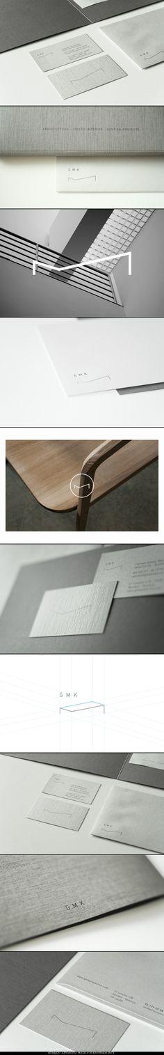GMK Architects - Identity   Alex Monzó