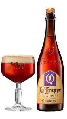 La Trappe Quadrupel De La Trappe Quadrupel heeft het hoogste alcoholpercentage van alle La Trappe bieren namelijk 10%. Dit amberkleurige trappistenbier heeft een gecombineerde smaak van bitter en zoet. https://bierrijk.nl/la-trappe-quadrupel-75-cl