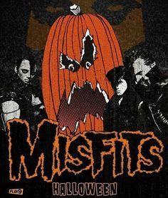 Happy Halloween.... MISFITS STYLE - YouTube   I Remember Halloween ...