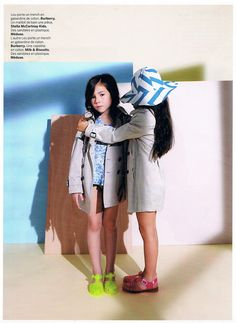 Milk Magazine. March 2015