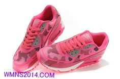 quality design 9bcd6 13ec3  59.4499 Nike Air Max 90 Premium Tape Fusion Red Red Fusion Noble Red Pink  Camo 599911