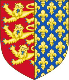 Arms of Margaret of France