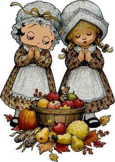 Animated Gif by Teresa Zeschmann Thanksgiving Blessings, Happy Thanksgiving, Thanksgiving Graphics, Vintage Thanksgiving, Thanksgiving Quotes, Scenery Pictures, Fall Pictures, Fall Pics, Betty Boop Halloween