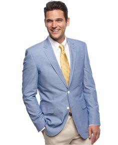 5d58886f KOREAN Mens Slim Fit Premium Button Jacket Pocket Point Blazer repin  Chambray Blazer, Tommy Hilfiger